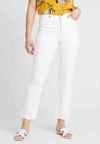 Ivy Copenhagen - FRIDA - Straight leg jeans - white - 0