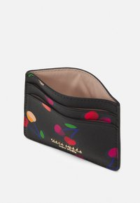 kate spade new york - SPENCER CHERRIES CARD HOLDER - Wallet - black - 2
