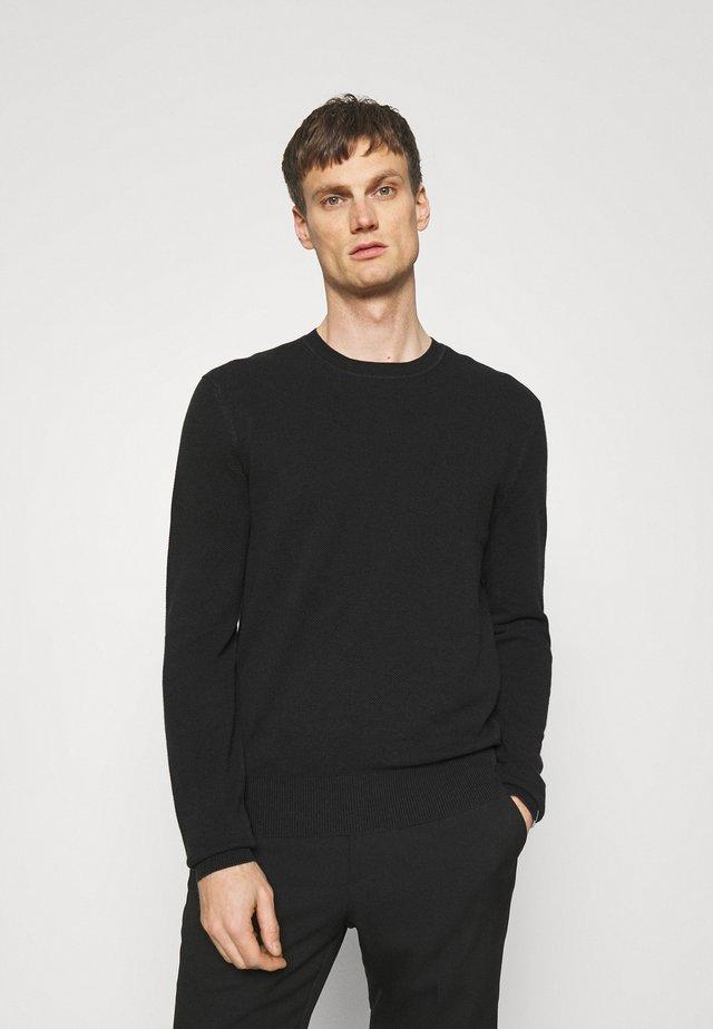 CREW - Pullover - dark grey