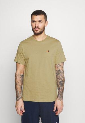 COURT TEE - T-shirt basic - parachute beige