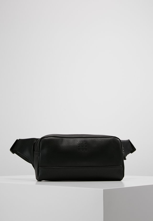 WAIST PACK - Sac banane - black