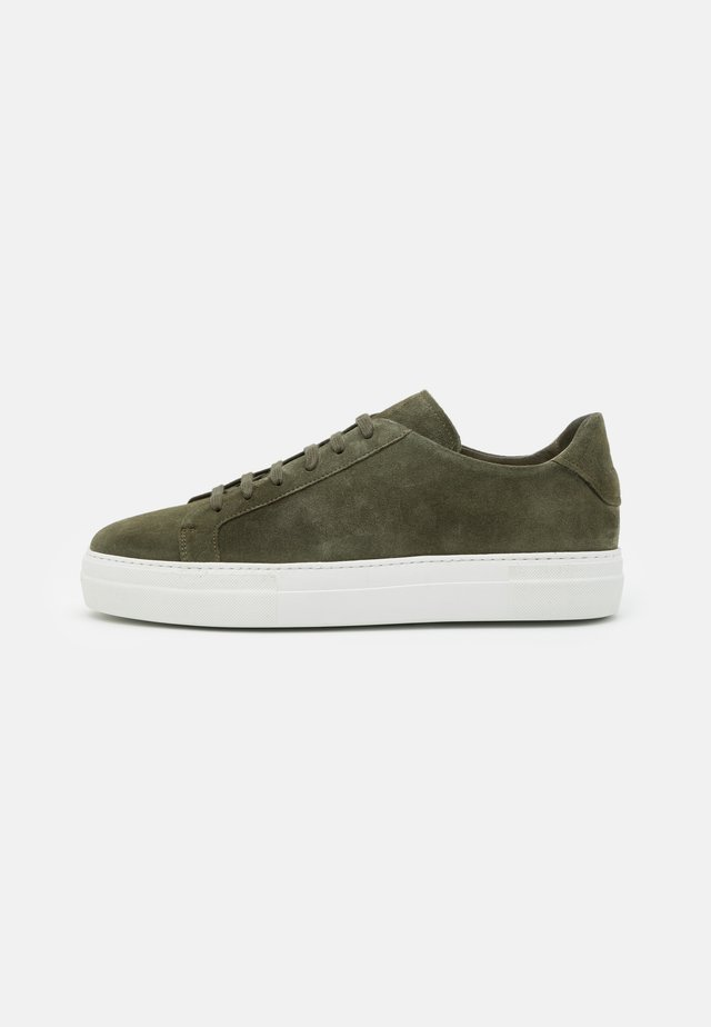 SIGNATURE - Sneakers laag - lake green