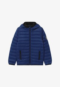 Staccato - KID MINI - Winter jacket - royal/black - 2