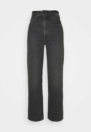 WELLTHREAD RIBCAGE ANKLE - Jean droit - earth stone hemp