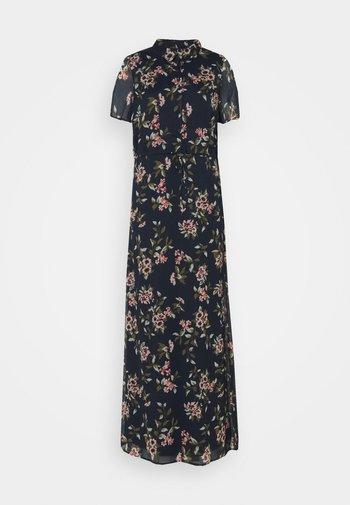 VMKAY ANKLE SHIRT DRESS - Skjortklänning - navy blazer