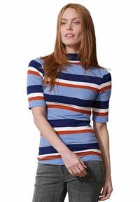 Laura Kent - Print T-shirt - marineblau - 1