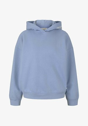 Hoodie - bel air blue