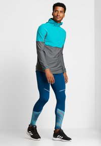 Under Armour - Løbejakker - teal rush/pitch gray/teal rush - 1
