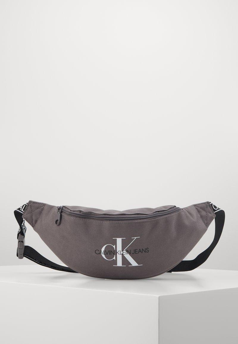 Calvin Klein Jeans - STREETPACK - Bum bag - grey
