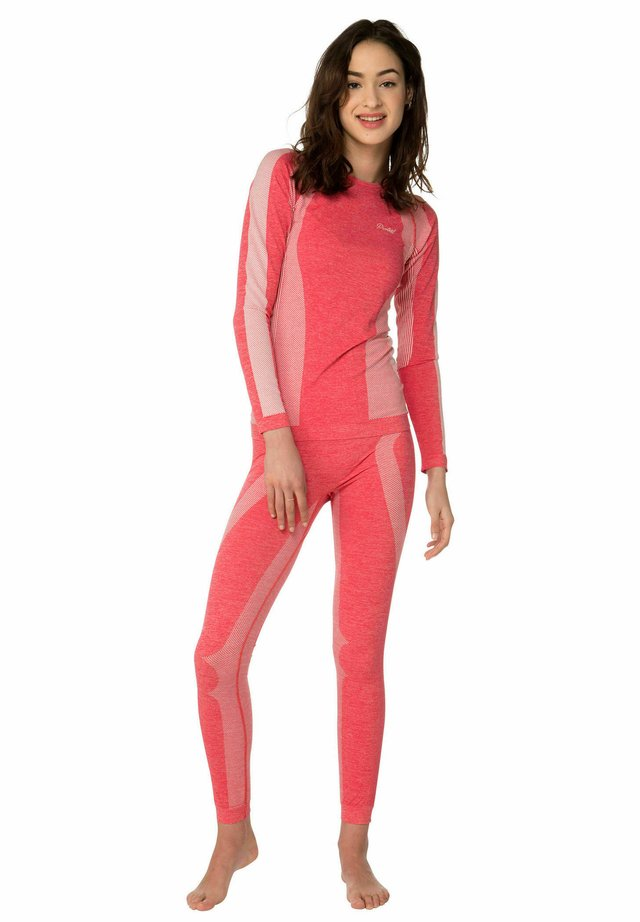 CHRISTIE THERMO - Longsleeve - fluor pink