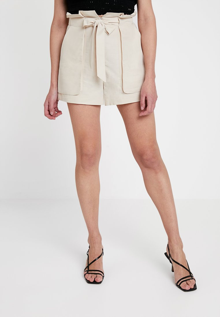 Monki - FERRY - Shorts - beige