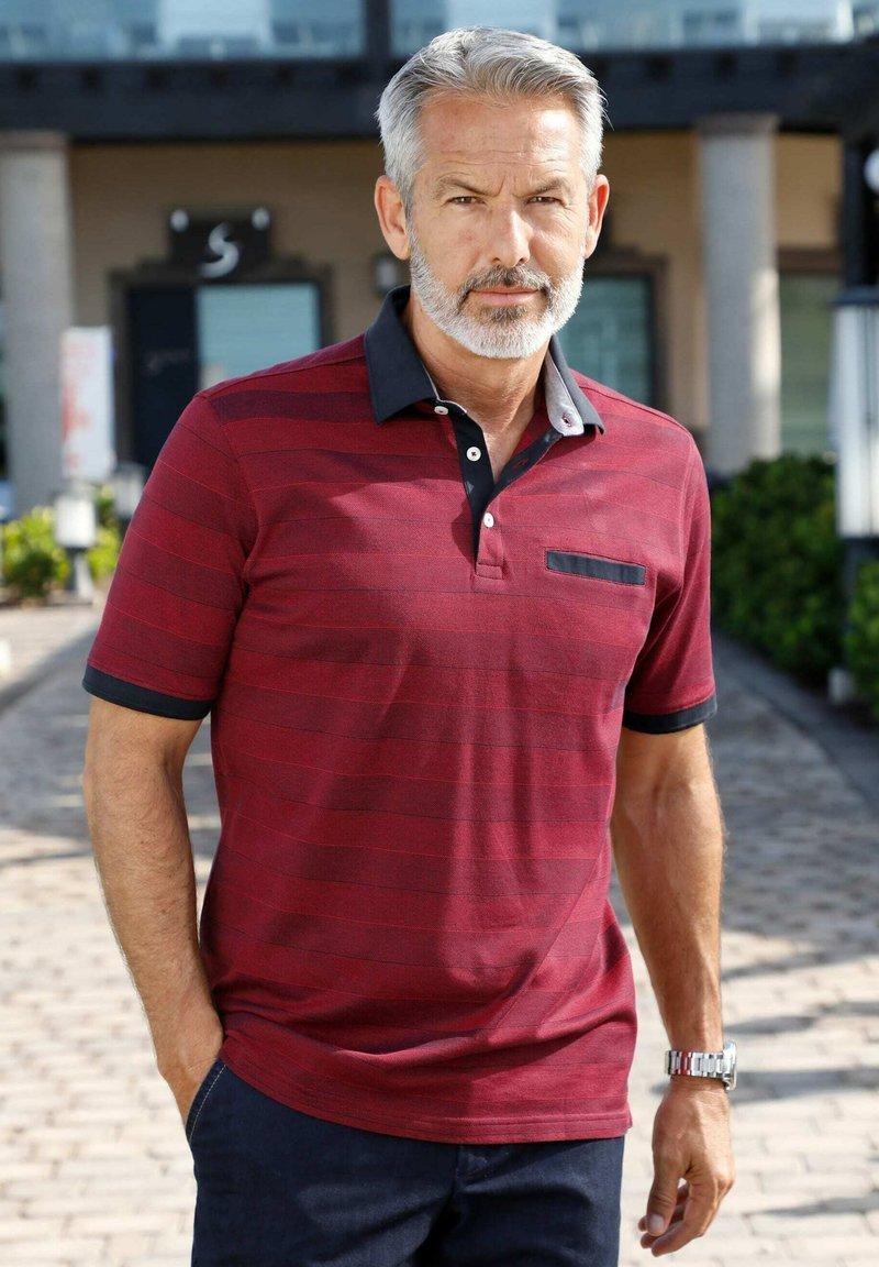 Babista - Polo shirt - bordeaux