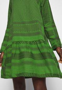 CECILIE copenhagen - DRESS - Day dress - moss - 6