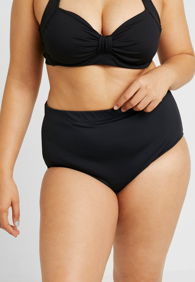 ESSENTIALS CLASSIC BRIEF - Bikini bottoms - black