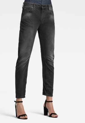 ARC 3D BOYFRIEND  - Slim fit jeans - faded charcoal