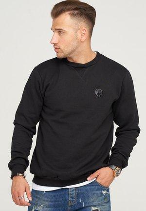 PORT LOUIS - Sweatshirt - schwarz