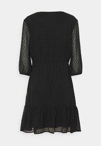 JDY - JDYEMILIA WRAP DRESS - Day dress - black - 6