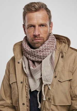 Foulard - coyote/brown