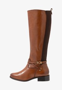 Dune London WIDE FIT - WIDE FIT TRUE - Boots - tan - 1