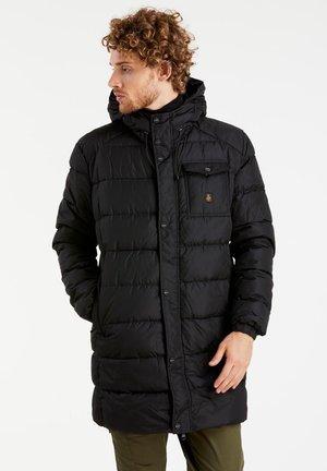 LONG HUNTER  - Down jacket - nero