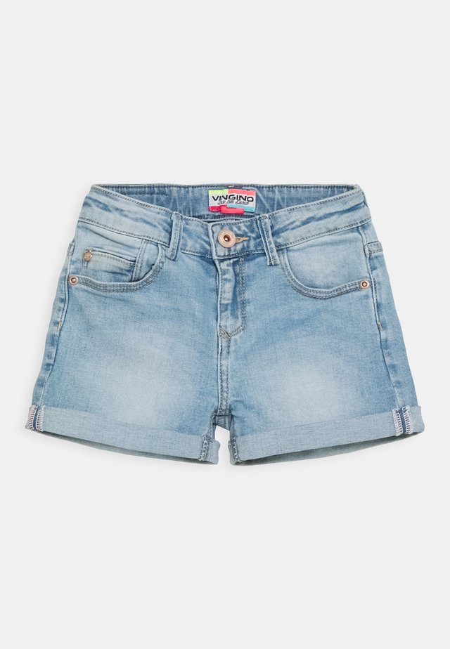 DAIZY - Jeansshorts - light indigo