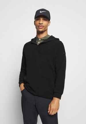 THERMA HOODIE - Jersey con capucha - black
