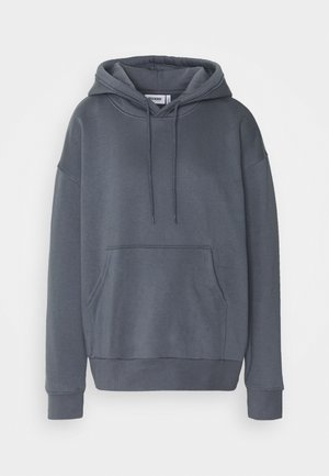 ALISA HOODIE - Sweat à capuche - grey/blueish