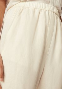OYSHO - Trousers - white - 5