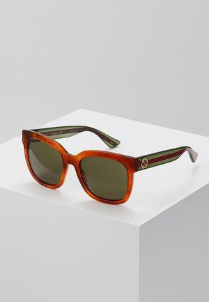 30000981002 - Sunglasses - havana/green