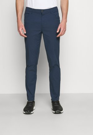 GO TO FIVE POCKET PANT - Trousers - crew navy