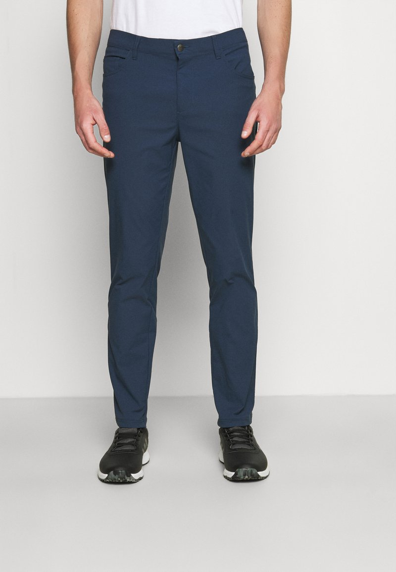 adidas Golf - GO TO FIVE POCKET PANT - Trousers - crew navy