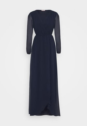 SO SWEET PUFF SLEEVE  - Occasion wear - navy
