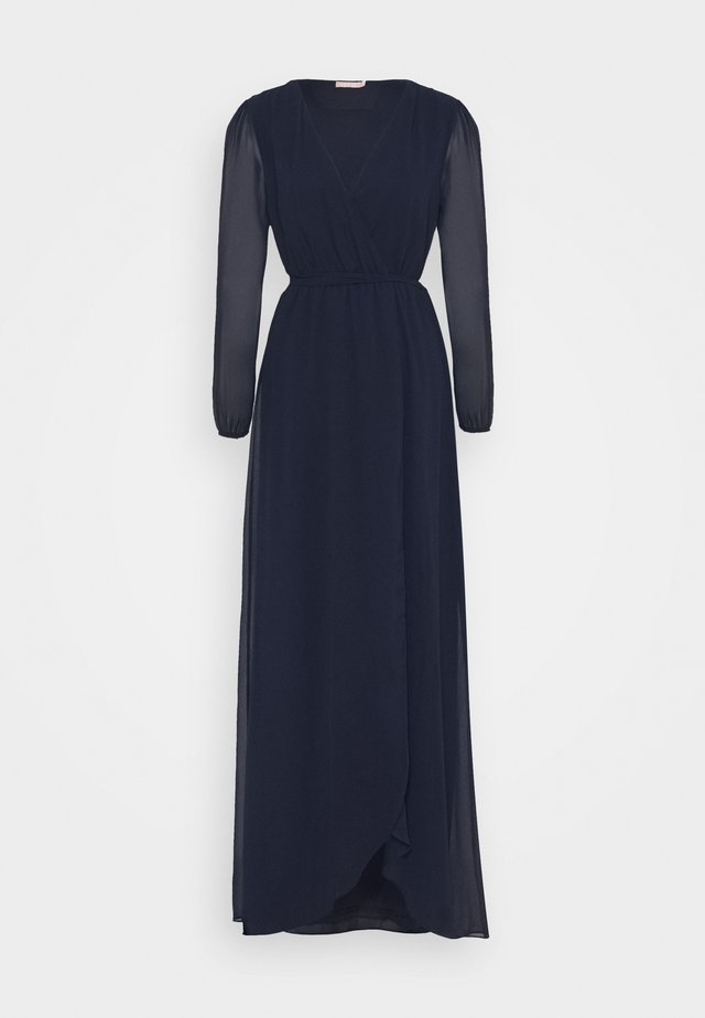 SO SWEET PUFF SLEEVE  - Robe de cocktail - navy