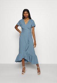 Trendyol - MAVI - Maxi dress - blue - 0