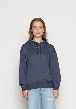 HOODIE - Sweatshirt - deep royal blue