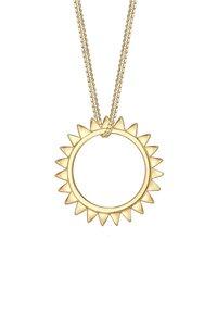 Elli - SONNE SOMMER GEO ASTRO - Ketting - gold-coloured - 3