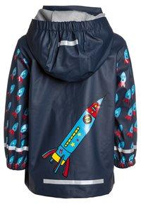 Playshoes - Waterproof jacket - dunkelblau - 1