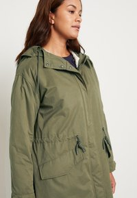 MY TRUE ME TOM TAILOR - WINTER - Parka - olive night green - 4