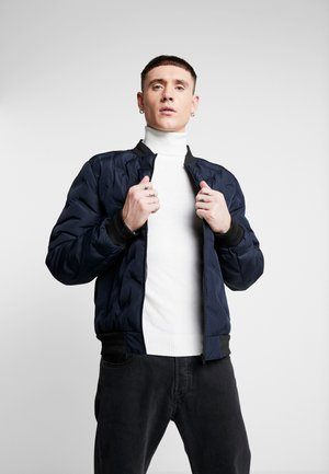 Light jacket - dark navy blue