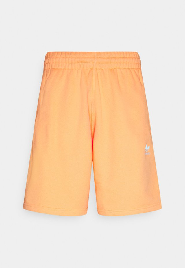ESSENTIAL UNISEX - Shorts - hazy orange