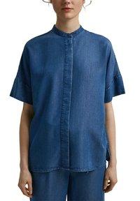 Esprit Collection - Blouse - blue medium washed - 0