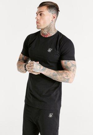 TWIN SET - Basic T-shirt - black
