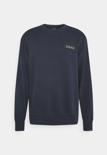 PATCH UNISEX - Sweatshirts - blue nights