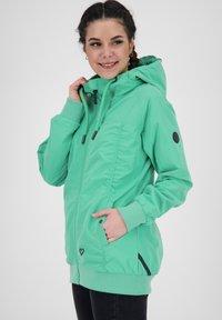 alife & kickin - Outdoor jacket - emerald - 2