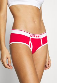 Diesel - UFPN-OXY PANTIES 3 PACK - Briefs - red/pink/rosa - 1