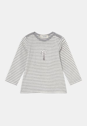 LUNA BABY - Long sleeved top - grey