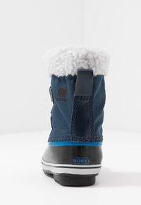 Sorel - YOOT PAC - Winter boots - collegiate navy/super blue - 4