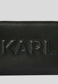 KARL LAGERFELD - Peněženka - black - 3