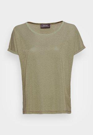 KAY TEE - T-shirt imprimé - tea