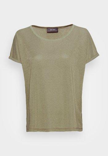 KAY TEE - T-shirt basic - tea